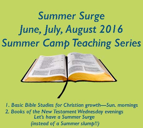 Summer Surge
